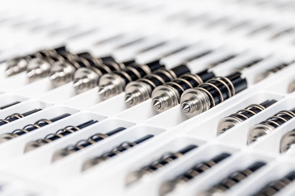 GRIP solenoid valve parts